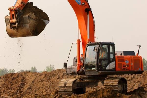 Major Excavations