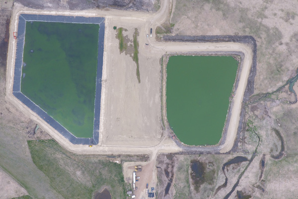 Arcola Wastewater Project complete